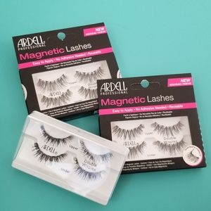 Ardell Magnetic Double Wispies Lashes Bundle 3Sets